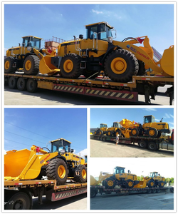 Nearly 40 loaders are shipped to Russia in batches